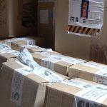 В Пензе собрали гуманитарную помощь для Горловки на сумму в полмиллиона рублей