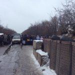 Суд отправил под стражу бойца ВСУ, подозреваемого в стрельбе по гражданским на КПВВ «Майорское»