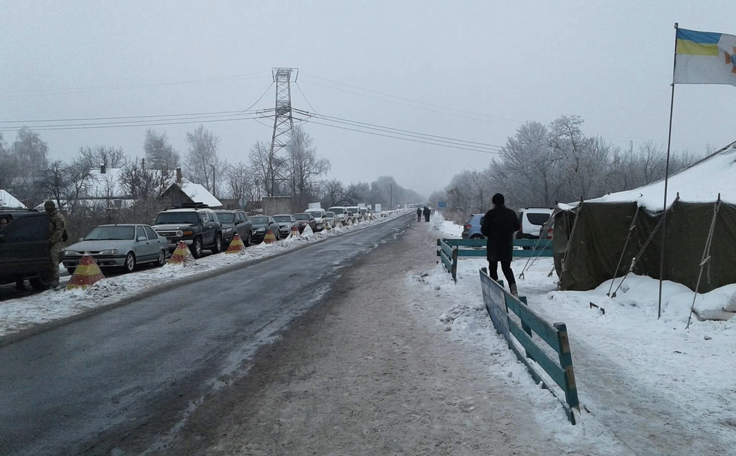 КПВВ «Майорск» закроют во время обмена пленными