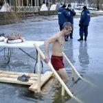 Крещенские купания в Горловке пройдут днем 19 января