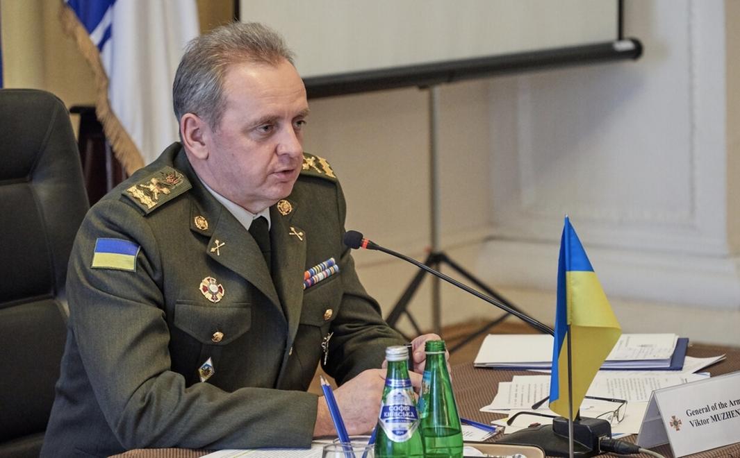 Главком ВСУ поведал о военных потерях украинской столицы вДонбассе