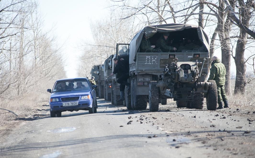 5 военнослужащих ВСУ погибли при подрыве склада боеприпасов вАвдеевке— ДНР