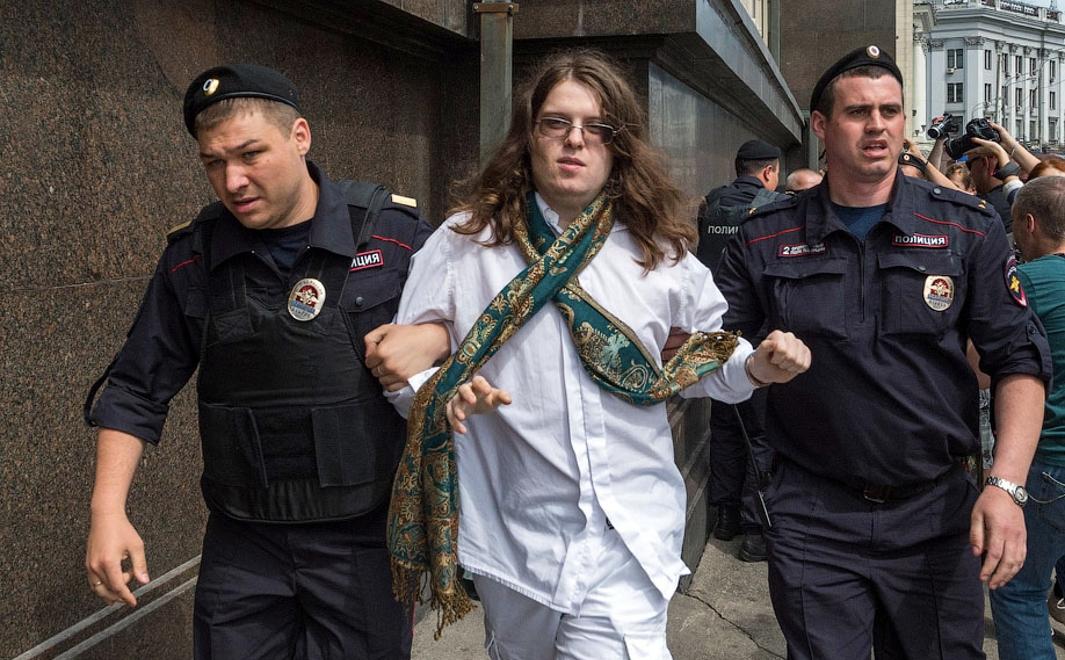 «ДНР» задержала русского ЛГБТ-активиста