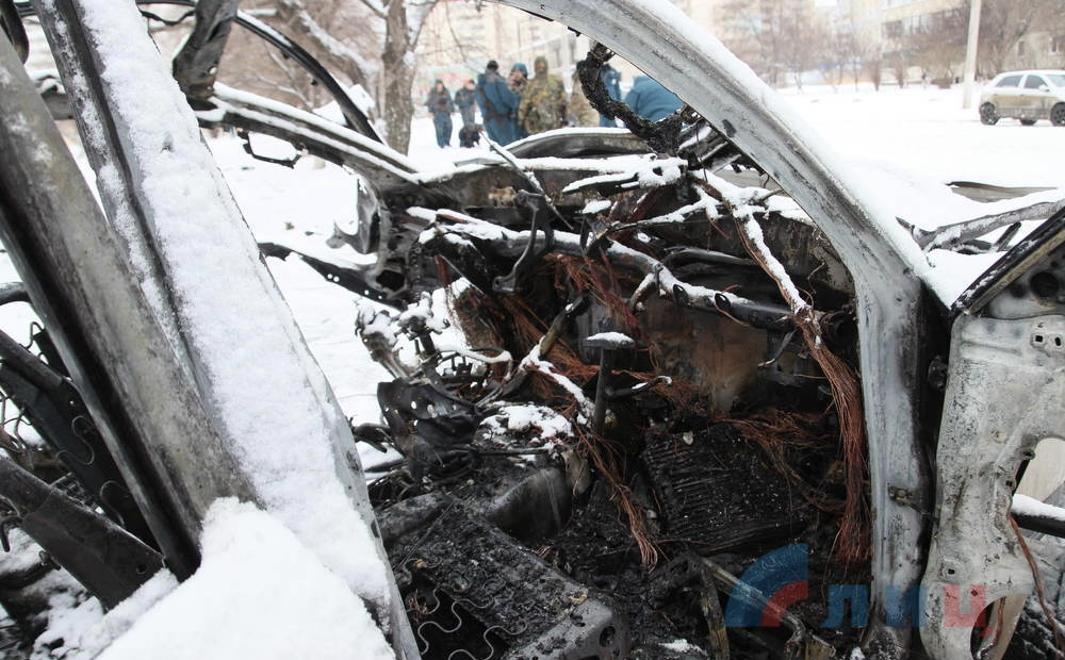 «Росбалт»: В ЛНР задержали майора ВСУ по обвинению в подрыве авто Анащенко