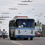 В Горловке сократилось время работы автобусов маршрута №21