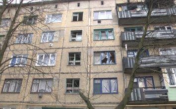 В Новолуганском в результате обстрела ранены восемь мирных жителей, повреждены 50 домов