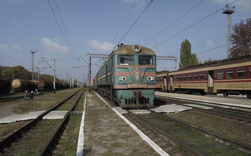 В ДНР с августа перестанут ходить десять электричек