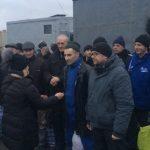 Обмен пленными на Донбассе. Прямая трансляция