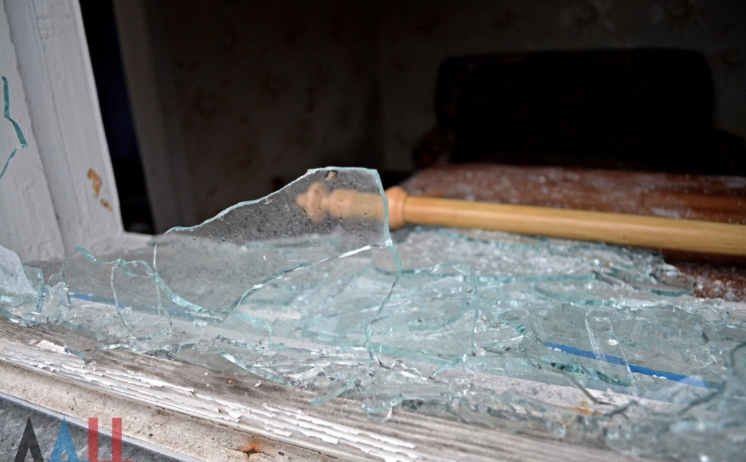Приходько сообщил о повреждении домостроения в поселке Зайцево