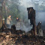В Зайцево обстрелом разрушен жилой дом