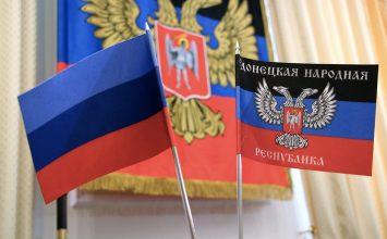 Захарченко и Пасечник договорились о создании единого таможенного пространства между ДНР и ЛНР