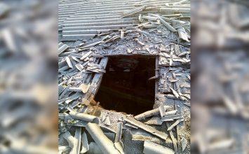 В Майорске обстрелом поврежден один дом —власти