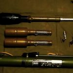 У горловчанина изъяли арсенал оружия и боеприпасов