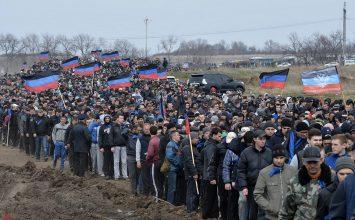 В ДНР пройдут военные сборы