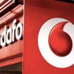 В Горловке частично пропала связь Vodafone