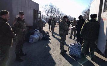 ДНР передала Украине двадцать осужденных мирных жителей