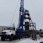 На закрытой шахте «Ольховатская» установили водоотливной комплекс. Такие же поставят и в Горловке