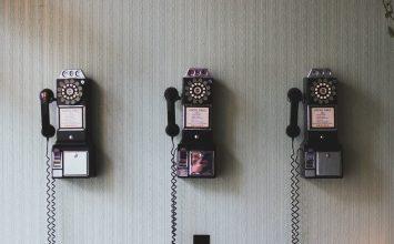 Основные типы современного телефонного кабеля
