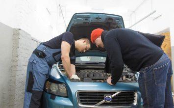 Когда нужна замена ГРМ в автомобилях Вольво?