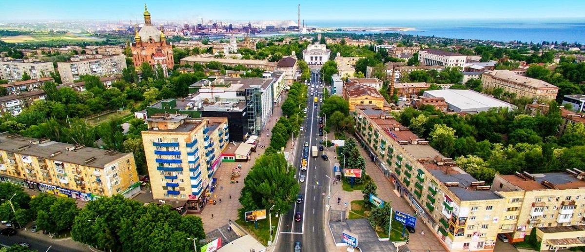 квартиры на сутки в Мариуполе