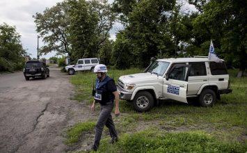 ОБСЕ рассказала об угрозах со стороны ДНР на КПВВ «Майорск»