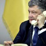Путин и Порошенко снова обсудили ситуацию на Донбассе