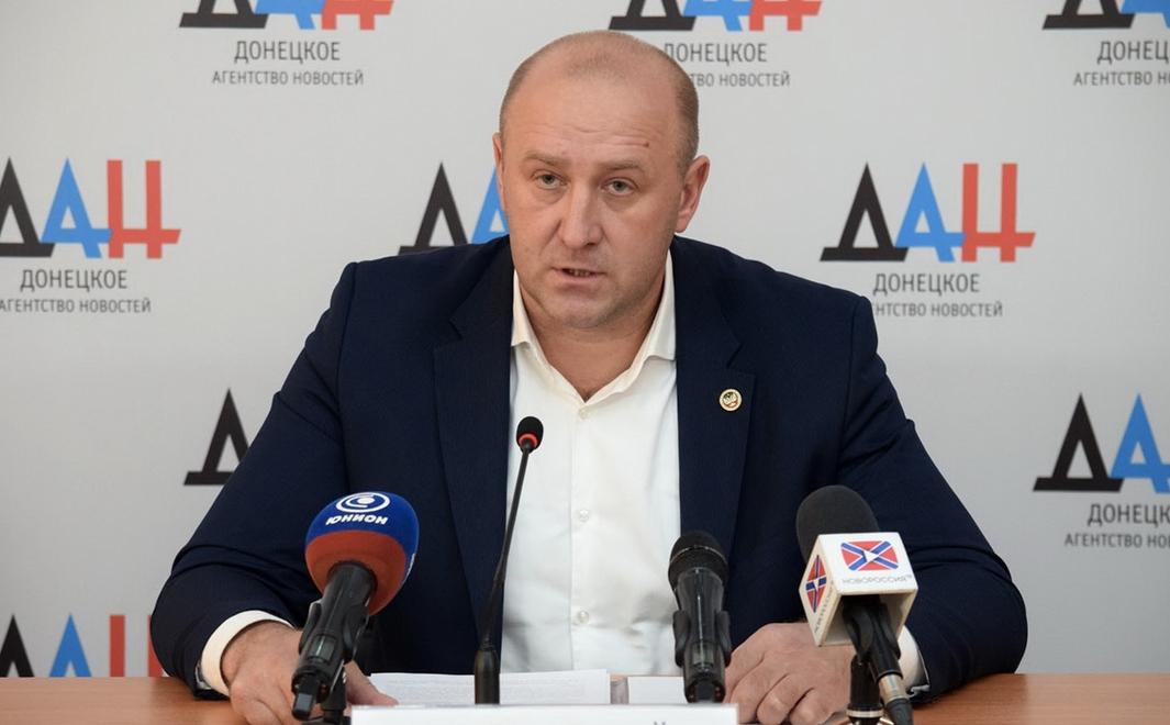Грановский стал министром промышленности ДНР. Но он им и был