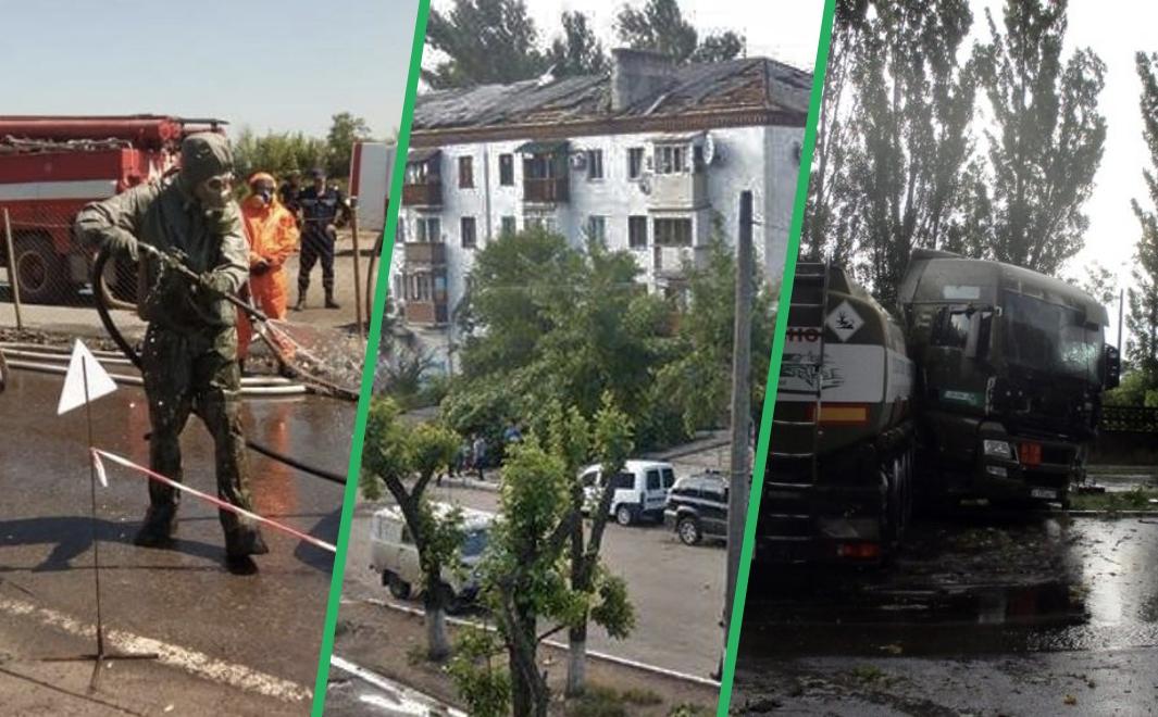 Главные новости Донбасса и Горловки за неделю (9-15 июля)