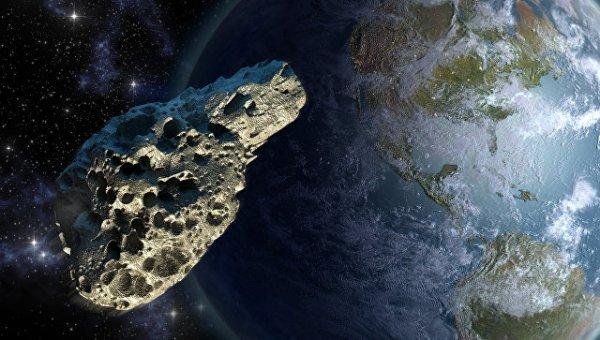 Неожиданные находки на поверхности астероида