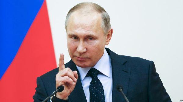Как Путин отметил день рождение