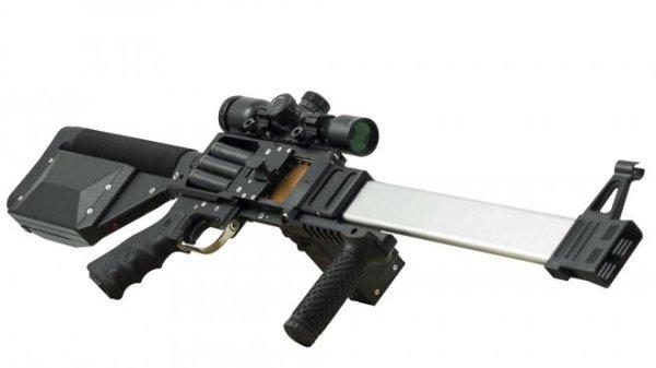 Супер-винтовка Грира лучше чем автомат Калашникова