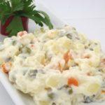 В Испании выбрали лучший Русский салат
