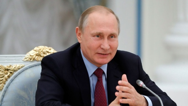 Путин рассказал о своем секрете работоспособности