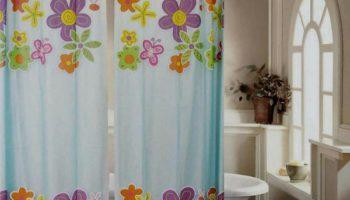 Как сделать шторку для ванной самостоятельно