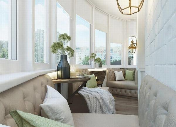 Что не учитывают люди при перепланировке балкона в жилую зону