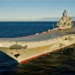 В Мурманске затонул плавучий док, где ремонтировали «Адмирала Кузнецова»
