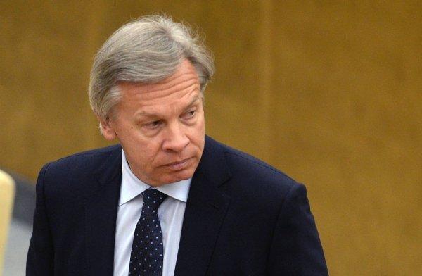 Пушков прокомментировал слова свердловской чиновницы о молодежи