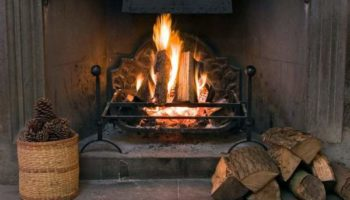 Как увеличить время горения дров