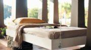 Как сделать подвесную кровать