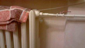 Как легко устранить течь на резьбе отопительной батареи