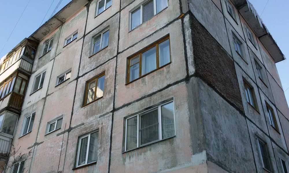 С какими проблемами сталкиваются владельцы панельных домов