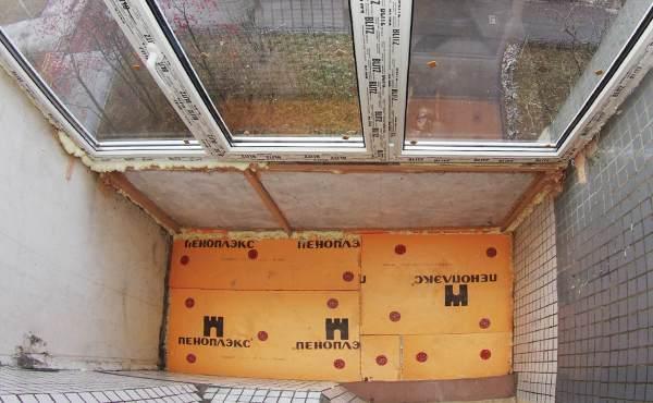 Самые бюджетные и теплые материалы для утепления балкона