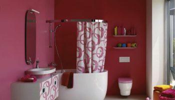 Что будет, если покрасить стены в ванной акриловой краской