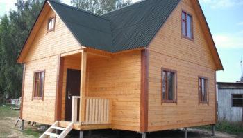 Какие проблемы вас ждут если сделаете дом без фундамента