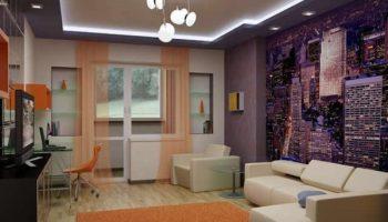 Самые неудачные расстановки мебели в узкой гостиной