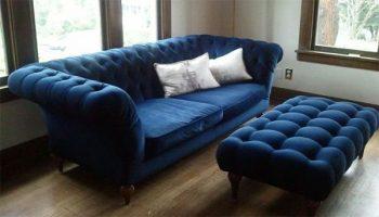 Топ самых непрактичных тканей для мягкой мебели