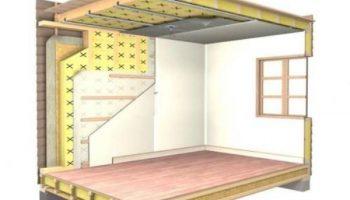 Где бесполезно делать шумоизоляцию в панельном доме