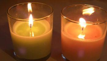 Декоративные и ароматические свечи своими руками