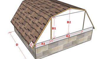 Какой угол наклона крыши лучше не делать