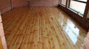 Как сделать так чтобы старый деревянный пол стал выглядеть как новый